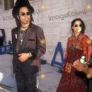 Lenny Kravitz and Lisa Bonet - 400 x 592