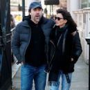 Penelope Cruz and Javier Bardem – London, UK 1/20/ 2017 - 454 x 681
