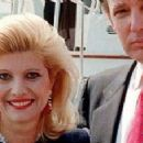Ivana Trump and Donald Trump