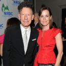 Lyle Lovett and April Kimble