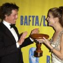 Hugh Grant and Sandra Bullock - The 2003 Annual BAFTA/LA Cunard Britannia Awards