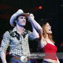Urban Cowboy (musical) Original 2003 Broadway Musical Starring Matt Cavenaugh - 442 x 612