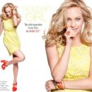 "Candice Accola posed for Style File in their ""Lyme Light: Candice Accola"" feature!"