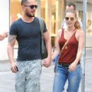 Asli Enver & Murat Boz : out and about (August 11, 2016)