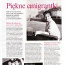 Barbara Lass - Świat Kobiety Magazine Pictorial [Poland] (November 2019) - 454 x 642