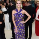 Poppy Delevingne – 2018 MET Costume Institute Gala in NYC - 454 x 688
