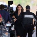 Sofia Vergara – Filming 'Bent' in Rome - 454 x 681