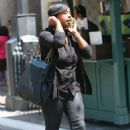 Fantasia Barrino: Recovering At Home