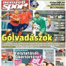 Nemzeti Sport - Nemzeti Sport Magazine Cover [Hungary] (24 August 2014)