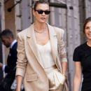 Karlie Kloss – Out in Rome