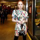 Madelaine Petsch – Moschino Prefall 2020 Runway Show in Brooklyn
