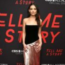 Danielle Campbell – Tell Me A Story Premiere in New York - 454 x 681