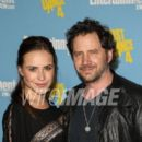 Jamie Kennedy and Nicolle Radzivil Comic Con 2012 - 396 x 594