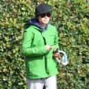 Ellen Page is seen leaving the gym after a workout in Los Angeles, California on January 13, 2015 - 454 x 547