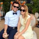 Lauren Conrad and William Tell (musician)