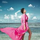Nargis Fakhri - Harper's Bazaar Magazine Pictorial [India] (February 2012)
