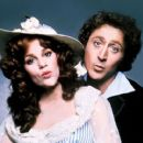 Madeline Kahn and Gene Wilder - 454 x 410