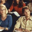 Melissa Sagemiller and Barry Watson in Touchstone's Sorority Boys - 2002