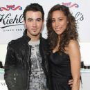 Kevin Jonas and his wife, Danielle, attended the Kiehl's 160th Anniversary Celebration in NYC yesterday, May 18.