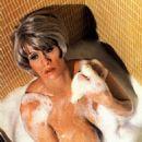 Chesty Morgan in the Bathtub - 454 x 623