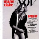 Cameron Diaz - Marie Claire Magazine Pictorial [United States] (November 2014)