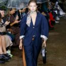 Gigi Hadid – Lanvin Ready to Wear SS 2020 Runway Show at Paris Fashion Week