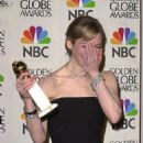Renée Zellweger  At The 58th Annual Golden Globe Awards (2001)