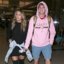 Chloe Bennet – Arriving at LAX Airport in Los Angeles