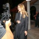 Mischa Barton – Outside Craig's Restaurant in West Hollywood