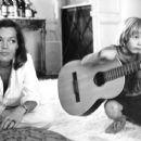 David Haubenstock with his mother Romy Schneider - 454 x 255