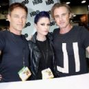 Anna Paquin and True Blood' Cast Makes Final Comic-Con Appearance! - 454 x 291