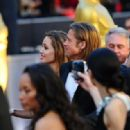 Angelina Jolie - 2012 84th Annual Academy Awards - Arrivals - 454 x 318