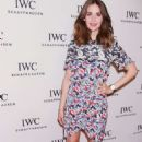 Alison Brie Iwc Schaffhausen 3rd Annual For The Love Of Cinema Gala In Nyc