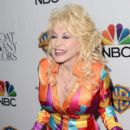 """Dolly Parton arrives at the premiere of Warner Bros. Television's """"Dolly Parton's Coat of Many Colors"""" at the Egyptian Theatre on December 2, 2015 in Hollywood, California"""