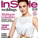 Seda Güven - InStyle Weddings Magazine Cover [Turkey] (November 2014)