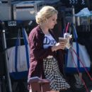 Abigail Breslin – On the Set of 'Scream Queens' in Los Angeles 9/1/2016 - 454 x 524