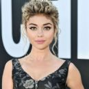 Sarah Hyland – MOSCHINO SS 2018 Resort Collection in LA