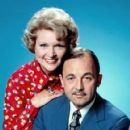 Betty White and John Hillerman in The Betty White Show (1977)