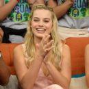 "Margot Robbie- July 25, 2016- Celebrities On The Set Of Univision's ""Despierta America"