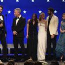 Emily Blunt and John Krasinski : The 24th Annual Critics' Choice Awards - 454 x 303