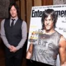 Norman Reedus-February 11, 2015- Entertainment Weekly Dinner