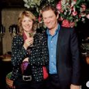 Dominic West and Catherine Fitzgerald - 454 x 489