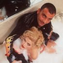 Anna Nicole Smith and Christian Audigier