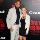 Kendra Wilkinson Dead Rising Watchtower Premiere In Culver City