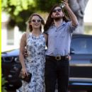 Dianna Agron and Winston Marshall - 454 x 695