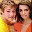 Mischa Barton as Marissa Cooper and Benjamin McKenzie as Ryan Atwood in The O.C. (2003)