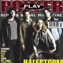 Lzzy Hale - Power Play Magazine Cover [United Kingdom] (March 2015)