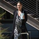 Jessica Alba spotted out and about in LA (September 5, 2017)