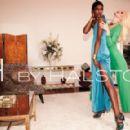Sessilee Lopez & Caroline Winberg for H by Halston