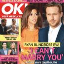Ryan Gosling and Eva Mendes - OK! Magazine Cover [Australia] (13 April 2020)
